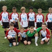 LS International sponsors local boys football team