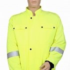 FR-AS-ARC- HI-VIS JACKET