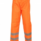 FR, Antistatic,  Hi-Vis Orange Overtrouser