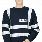 FR, AS, SWEATSHIRT With 2 Reflective Strips