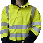 FR AS Electric Arc Hi-Vis Yellow JACKET