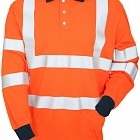 FR-HI-VIS-ORANGE-POLO