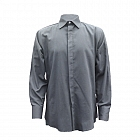 -------FRA232------- Flame Resistant & Antistatic Grey Formal Shirt