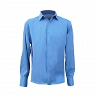 ----FRA232ARC---- Flame Resistant, AS & Arc Sky Blue Formal Shirt