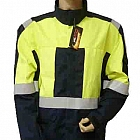 Fire Retardant AS Drivers JACKET
