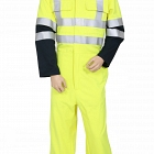 Fire Retardant AS Hi-Vis COVERALL