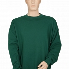 Fire Retardant, Antistatic Green SWEATSHIRT