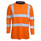 -FR200HVATS- Flame Resistant, AS, HI-VIS & Electric Arc T-Shirt
