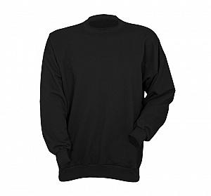 ----FRA205ARC---- Flame Resistant, AS & Arc Black Sweatshirt