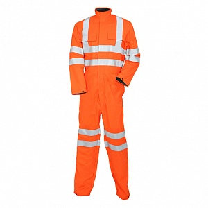 --- - FRA220ARCGO ---- Flame Resistant, AS, Hi-Vis, RIS & Arc Coverall