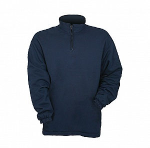 -------FRA211QZ------- Flame Resistant & Antistatic 1/4 Zip Fleece