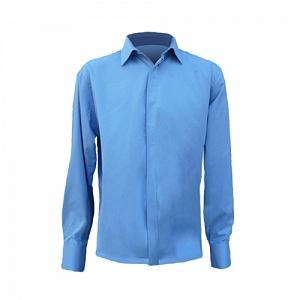 ----FRA232ARC---- Flame Resistant, AS & Arc Sky Blue Formal Shirt