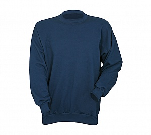 ----FRA205ARC---- Flame Resistant, AS & Arc Navy Sweatshirt