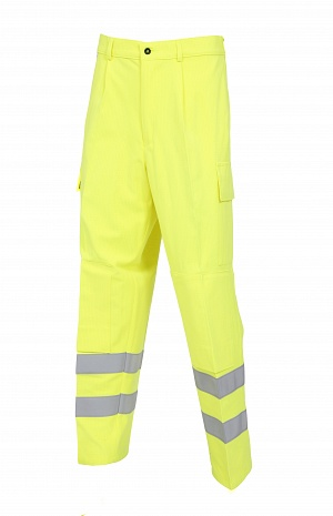 Fire Retardant AS Hi-Vis TROUSERS